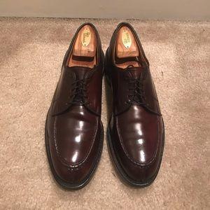 Allen Edmonds Bradley Cordovan dress shoe